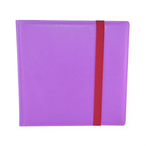 Binder: Dex 12-Pocket Purple