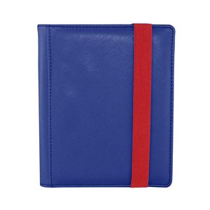 Binder: Dex 4-Pocket Dark Blue
