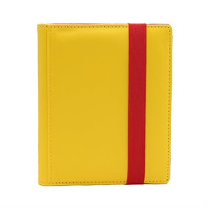Binder: Dex 4-Pocket Yellow
