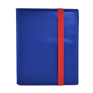 Binder: Dex 9-Pocket Dark Blue