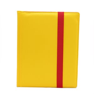 Binder: Dex 9-Pocket Yellow