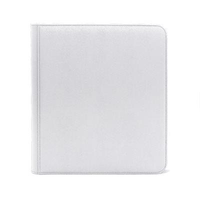 Binder: Dex Zipper 12-Pocket White