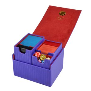 Deck Box: Proline Large 175ct - Purple