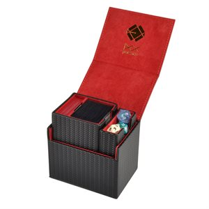 Deck Box: Proline Small 75ct Black