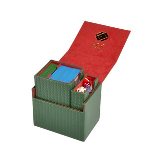 Deck Box: Proline Small 75ct Green