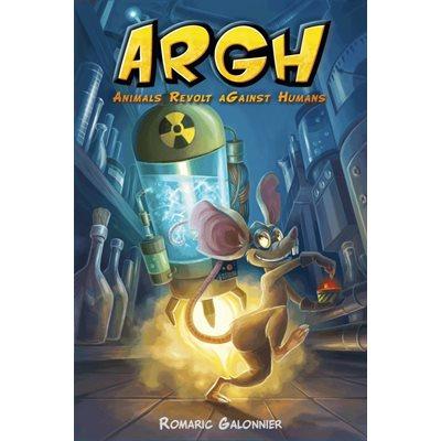 ARGH (No Amazon Sales)