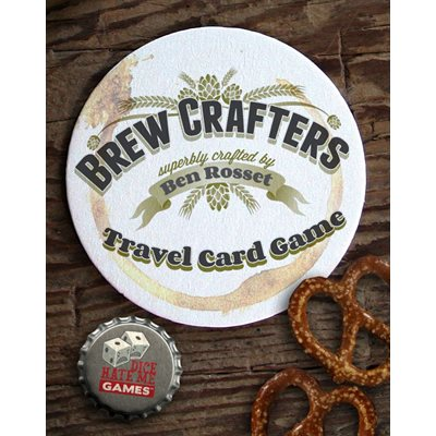 Brew Crafters Travel Card Game (No Amazon Sales)