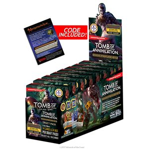 D&D Dice Masters: Tomb of Annihilation Counter Display