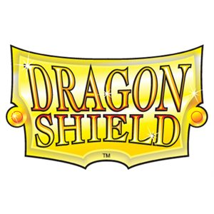 Dragon Shield Nest Light Red / Black