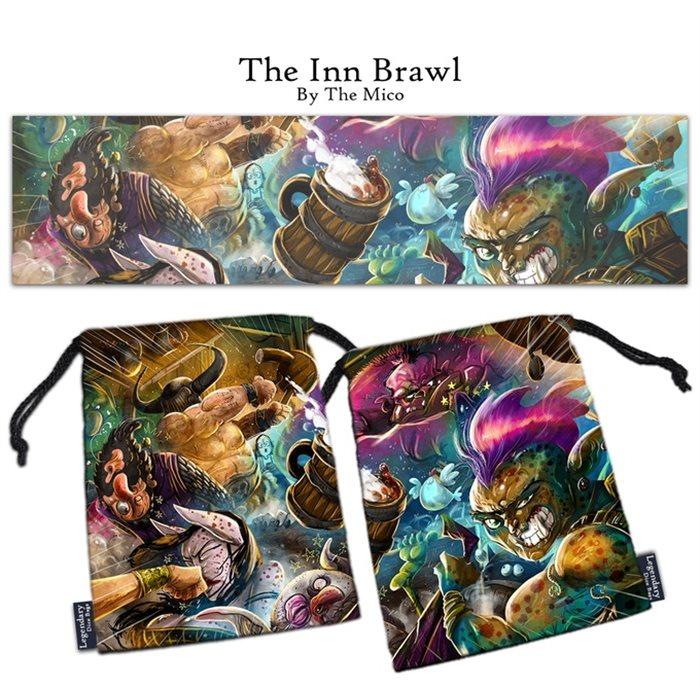Legendary Dice Bags: The Inn Brawl