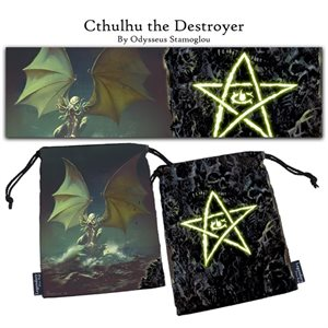 Legendary Dice Bags: Cthulhu the Destroyer