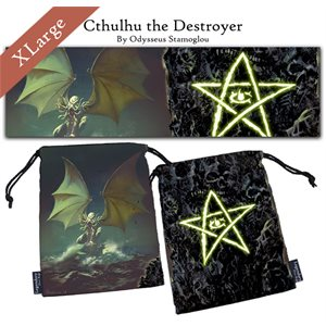 Legendary Dice Bags: Cthulhu the Destroyer XL
