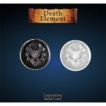 Legendary Metal Coins: Season 5: Death Element Set (12pc)