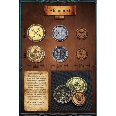 Alchemist Coin Set (24pc)