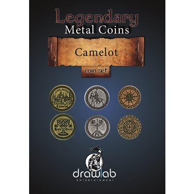 Legendary Metal Coins: Season 5: Camelot Coin Set (27pc)