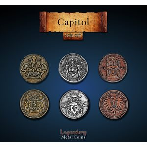 Capitol Coin Set(24pc) ^ Q4 2019