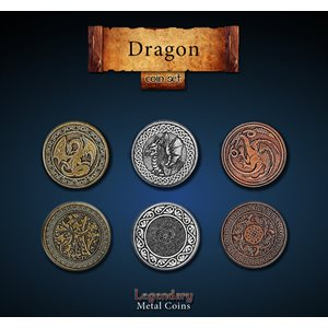 Dragon Coin Set (24pc) ^ Q4 2019