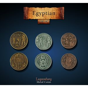 Egyptian Coin Set(24pc) ^ Q4 2019