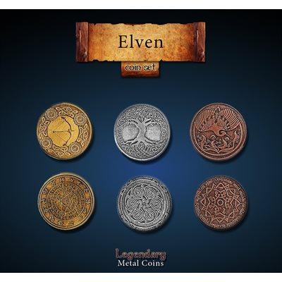 Elven Coin Set (24pc)