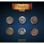 Greek Coin Set (24pc)