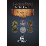 Legendary Metal Coins: Season 5: Magician Coin Set (27pc)
