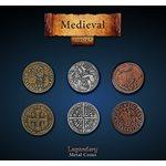 Medieval Coin Set(24pc) ^ Q4 2019