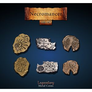 Necromancer Coin Set(24pc) ^ Q4 2019