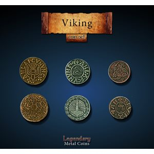 Viking Coin Set(24pc) ^ Q4 2019