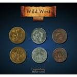 Wild West Coin Set(24pc) ^ Q4 2019