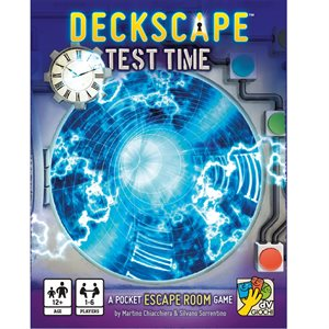 Deckscape: Test Time (No Amazon Sales)