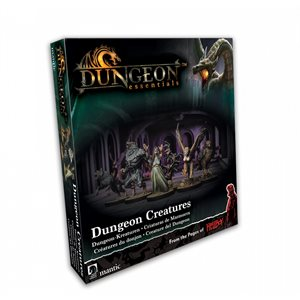 Dungeon Essentials: From the Pages of Hellboy Dungeon Creatures ^ FEB 2020