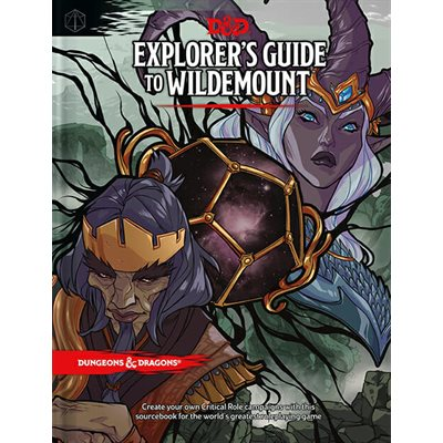 Dungeons & Dragons: Explorer's Guide to Wildemount (BOOK) ^ MAR 17 2020