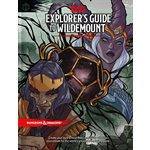Dungeons & Dragons: Explorer's Guide to Wildemount (BOOK)