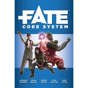 Fate Core (BOOK)