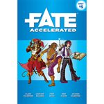 Fate Core: Fate Accelerated (BOOK)