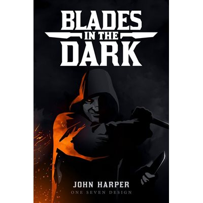 Blades in the Dark (BOOK)
