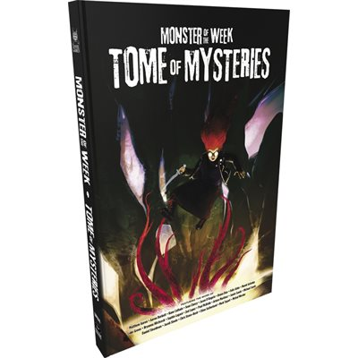 Monster of the Week RPG: Tome of Mysteries (BOOK)