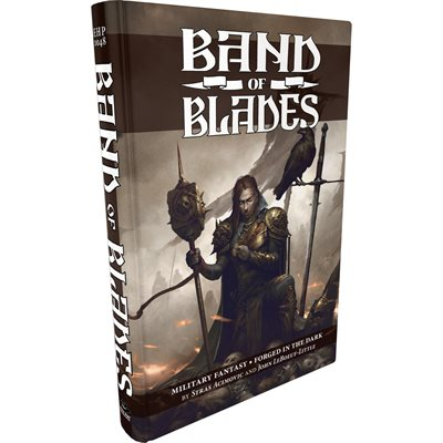 Band of Blades (Core Rule) (BOOK)