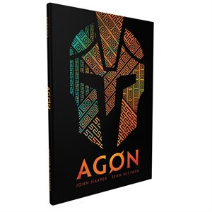AGON (BOOK) ^ OCT 5 2020