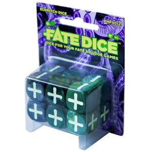 Fate Core Dice: Eldritch