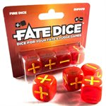 Fate Dice: Fire Dice