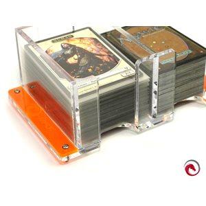 E-Raptor Card Holder - 2L Solid Transparent