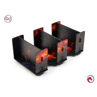 E-Raptor Card Holder 2S Fullprint HDF lava