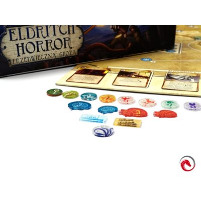E-Raptor Eldritch Horror Complete Tokens Set