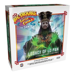 Big Trouble in Little China: Legacy of Lo Pan Expansion