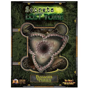 Secrets of the Lost Tomb: Passages and Perils