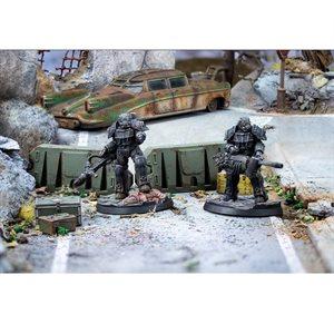 Fallout Wasteland Warfare: Enclave Hellfire Set ^ SEP 2020