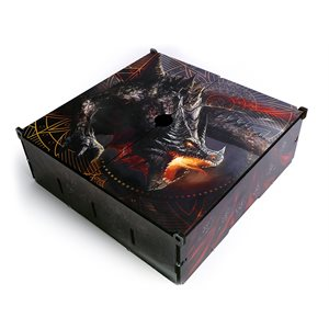 E-Raptor Card Storage Case Rune Dragon
