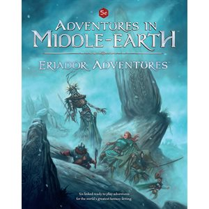 D&D: Adventures in Middle Earth: Eriador Adventures (BOOK)