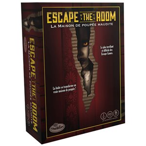 Escape the Room: La Maison de Poupee Maudite (No Amazon Sales)
